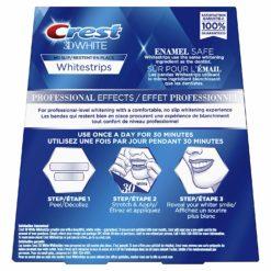 Ленти за избелване на зъби Crest 3D Professional Effects