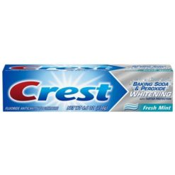 Избелваща паста Crest Baking Soda and Peroxide