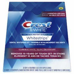 Избелващи ленти Crest 3D LUXE Glamorous White