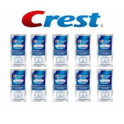 Избелващи ленти Crest 3D LUXE Pro effects - 10 пакетчета