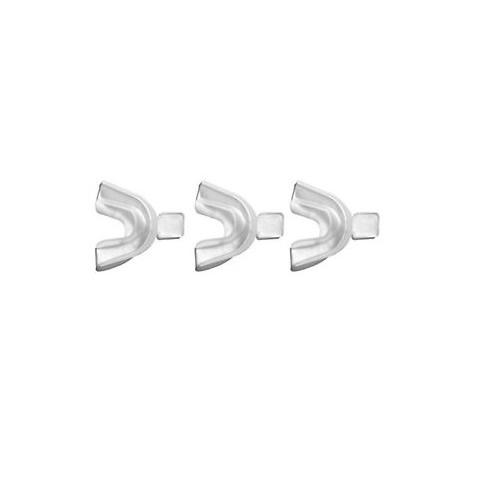 Термооформящи се шини за избелване на зъби