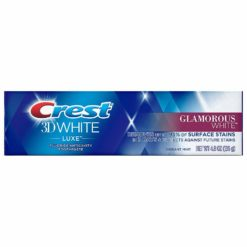 Избелваща паста Crest 3D Luxe Glamorous White 136 гр.